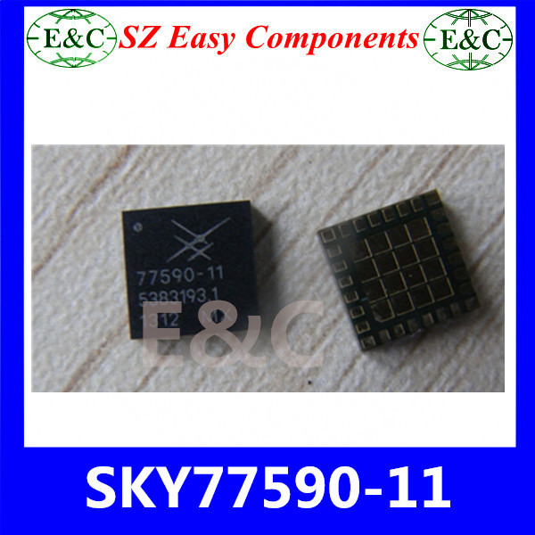 SKY77590-11 New original best price samsung mobile phone power amplifier IC - Shenzhen Easy Components Technology Co., Ltd. store