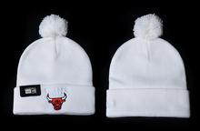 2016 Chicagos Bullss hat knitting Beanies hip-hop dance cold free shipping(China (Mainland))