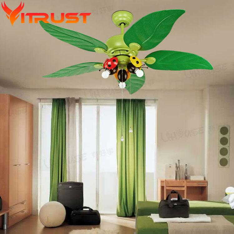 Promoci n de ventilador de techo de la habitaci n compra - Ventiladores de techo para ninos ...
