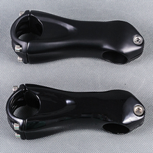 Buy UD Matte Glossy 31.8mm time Full Carbon Fiber MTB bike stem Mountain road Bicycle Stem Parts 80/90/100/110/120mm Angle 10 degree for $22.79 in AliExpress store