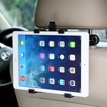 Car Back Seat Headrest Mount Holder For iPad 2 3/4 Air 5 Air 6 ipad mini 1/2/3 AIR Tablet SAMSUNG Tablet PC Stands Free Shipping(China (Mainland))