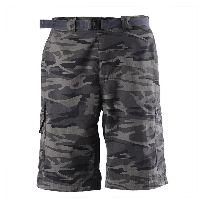 Columbia 2016 New Arrival Outdoor leisure Men's camouflage Shorts AE4723339 Comfortable shorts Hot Sale(China (Mainland))