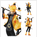 21 5cm High Quality NARUTO Model Uzumaki Naruto Action Figure Rikudo Sennin Naruto Figure Can Change