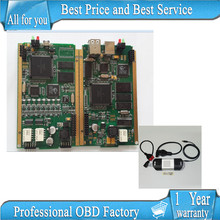 Buy Best Gold Side PCB Board Renault Can Clip V160 With CYPRESS AN2135SC/2136SC Chip A+ NEC Relaies OBD2 Diagnostic Scanner for $159.99 in AliExpress store