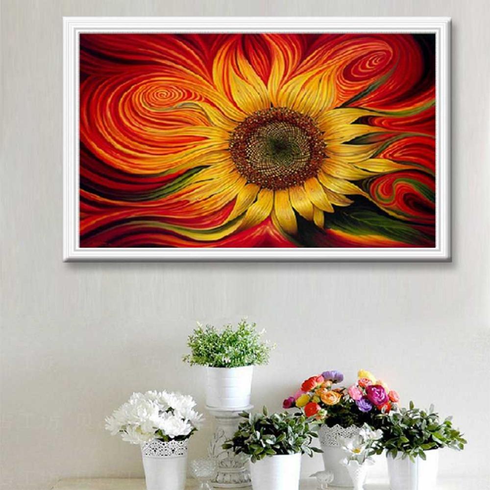 Popular sunflower room decor buy cheap sunflower room for Sunflower bedroom decor