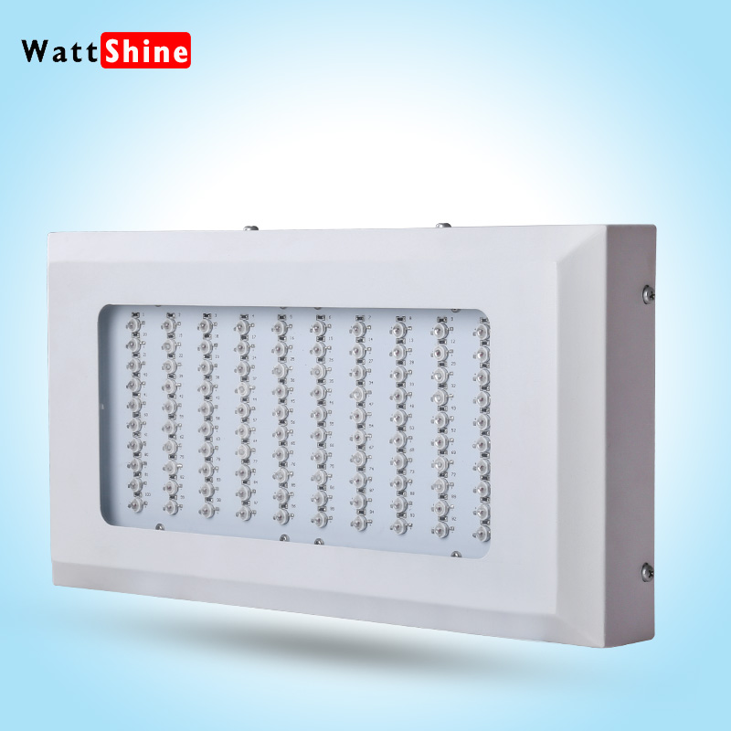 High power 6 bands 300W full spectrum led grow light for hydroponic grow tent kits, growth led lamps for greenhouse, grow box(China (Mainland))