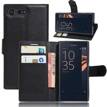 Buy Sony Xperia X XA C6 ultra XA ultra E5 XZ X COMPACT,New fashion luxury flip leather wallet stand phone case cover for $4.07 in AliExpress store