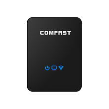 Free drop shipping COMFAST repetidor Wifi Network AP Wireless Repeater Router 150M 802.11n/b/g Signal Boosters EU /US Plug(China (Mainland))