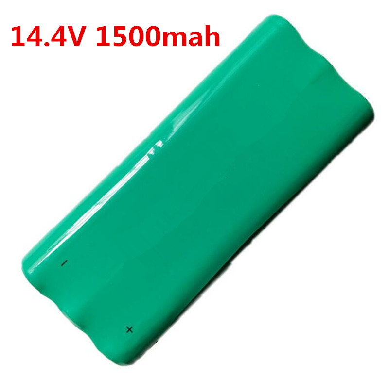 14.4V1500mAh vacuum Cleaner Battery High quality Battery NTC PTC overcurrent protection For ibero Vacuum Dirt Devil 0606004 M606(China (Mainland))