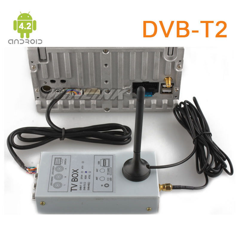 Special DVB-T2 Digital Box For Android 4.2.2/4.4.2 Car DVD Player For Russia Thailand Malaysia area. The item just for our DVD(China (Mainland))