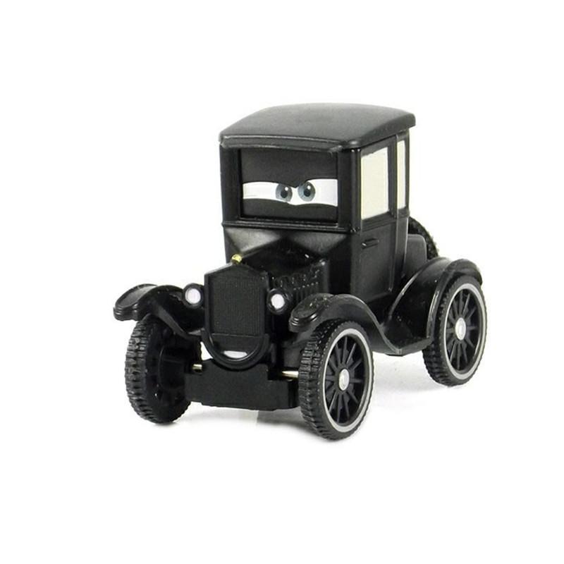 2015 Original Pixar Cars 2 Lizzie High Quality Diecast Metal Classic Toy cars Model for Kids Children Birthday Gift Brinquedo(China (Mainland))