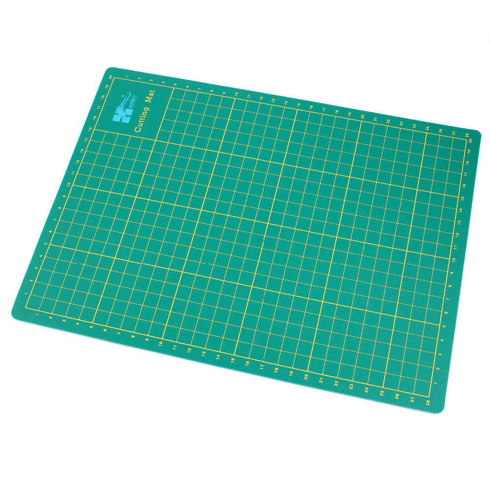 A4 Cutting Mat Printed Grid Lines Knife Paper Board Crafts Models Self Healing<br><br>Aliexpress