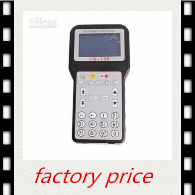 Professional&New key programmer V45.09 CK-100 Key Pro New Generation CK100 Multi-Language and more models(China (Mainland))