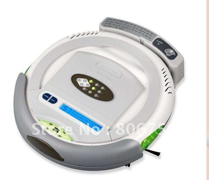Cleanmate QQ-2L,3 In 1 Multifunctional Robot Cleaner (Auto Vacuum,Sterilize,Air Flavor),LCD Screen,smart uv cleaner(China (Mainland))