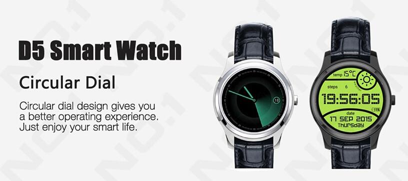 ถูก จัดส่งฟรีBTLฉบับที่1 D5 MTK6572 Smartwatchหุ่นยนต์4.4 Googleเล่นจีพีเอส4กรัมรอม512เมตรRAM MTK6572ไร้สายนาฬิกาสมาร์ทBT