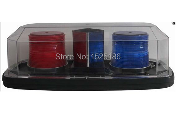 Free Shipping led mini lightbar mini led lightbar led mini light bar mini warning lightbar LAM-3305(China (Mainland))