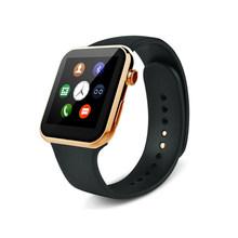 Bluetooth-смарт часы A9 Smartwatch носимых устройств барометр шагомер термометр жк-высотомера компас монитор сердечного ритма