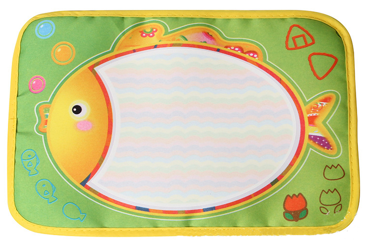 Drawing Toys electronic water canvas water painting blanket washable canvas versatile children's educational toys-W237(China (Mainland))