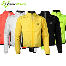 Buy Rockbros Cycling Jersey Rain Jacket Waterproof Cycling Clothing Bicycle Maillot Cycling Skinsuit Bike Raincoat Tour De France for $17.84 in AliExpress store