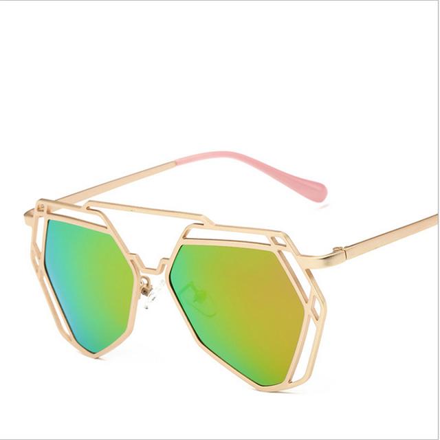 2016 моды последнее родителей дети выдалбливают солнцезащитные очки поляризованный свет на ближний свет цвет оттенки