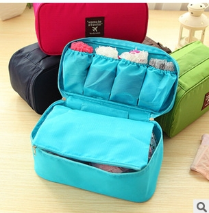 Hot storage bag multifunction gapless large space travel pouch underwear(China (Mainland))