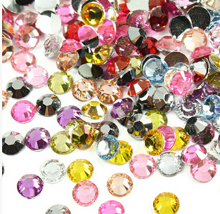 Promotion! 10000pcs/Bag Clear Crystal DMC FlatBack Rhinestones trim strass,DIY iron on glass crystal stones(China (Mainland))