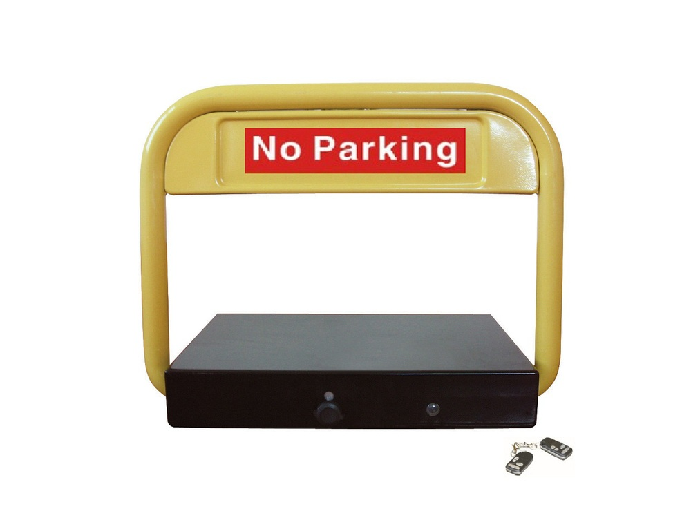 solar powered parking space saver/remote parking space protector/remote parking protector(China (Mainland))