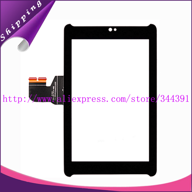 Original tested For Asus Fonepad 7 ME372CG ME372 K00E 7 Touch Screen Digitizer Lens tools