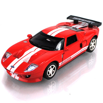 Ford ford mustang gt alloy car models acoustooptical toy box