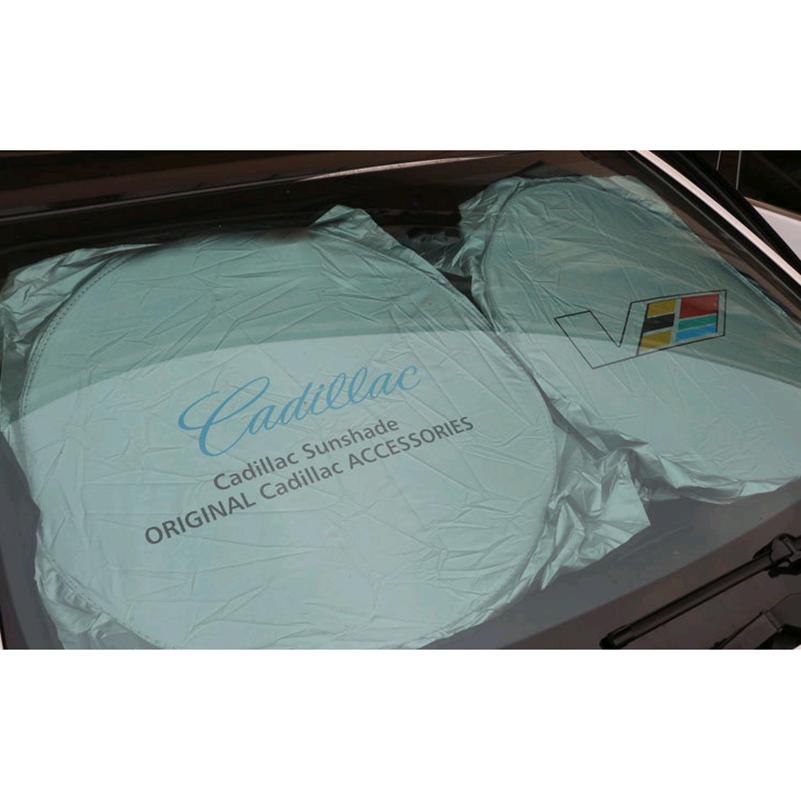 Car Dupont Car Front Windshield Car Sunshade Car Accessories For Cadillac SRX CTS STS Escalade ATS XLR Eldorado Cadillac BLS(China (Mainland))