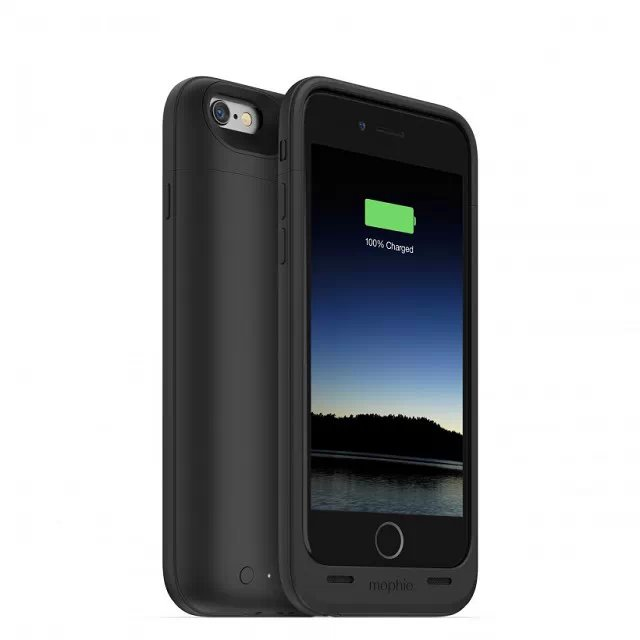 Backup Case For iPhone6 6s Mophie 2750mAh External Charger Case with Retail Package(China (Mainland))