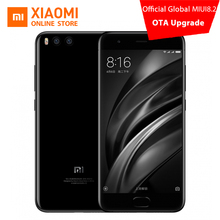 Original Xiaomi Mi6 Mi 6 Mobile Phone 6GB RAM 64GB ROM Snapdragon 835 Octa Core 5.15'' NFC 1920x1080 Dual Cameras Android 7.1 OS(China (Mainland))