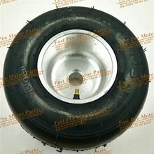 Vacuum tire wear 168 go kart 5 inch wheels beach car accessories drift wheel 10X4.5-5 kart tire highway hub(China (Mainland))