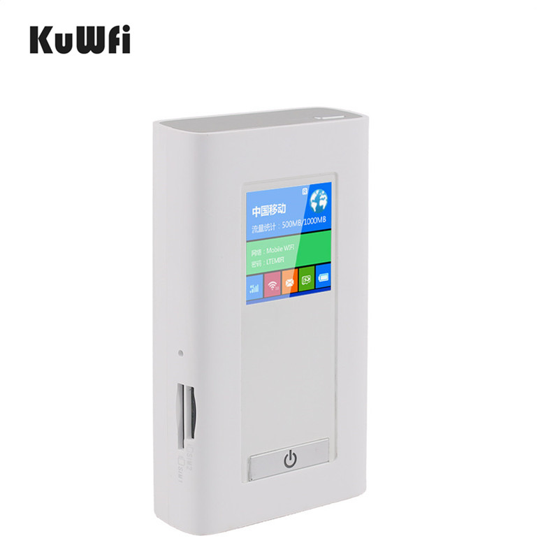 LTE GSM 4G Wireless WIFI Router Dongle Mifi With Two SIM Card Slot RJ45 Port Modem Function Global Unlock 5200mAh Power Bank(China (Mainland))
