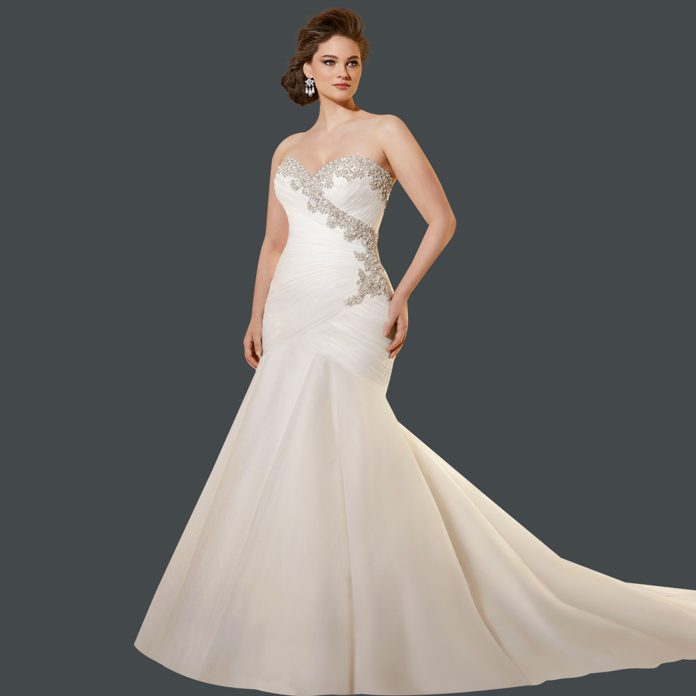 Buy best quality full crystal lace up for Full size wedding dresses