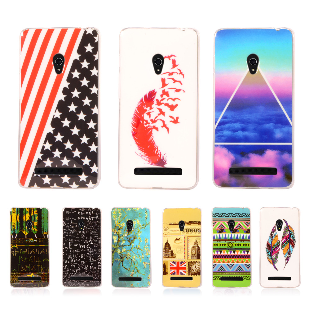 "Pattern Rubber Tribe Soft TPU Cover For ASUS ZenFone 5 Zenfone5 A501CG 5.0"" With Gel Silicone Case Mobile Phone Protective Case(China (Mainland))"