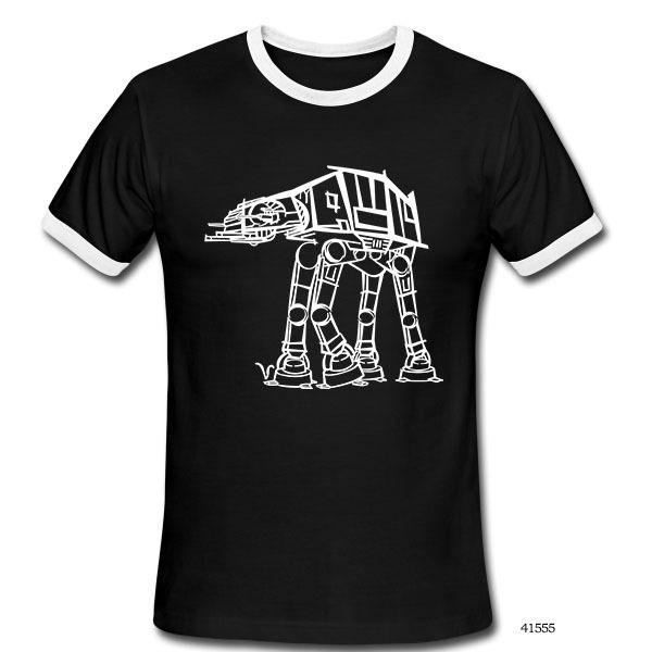 Hot Smoke it/Fight Club/Hogwarts/ Star Wars Fashion Men T Shirt Round Neck Ringer V for Vendetta/Goku/Putin Male Sports t-shirts(China (Mainland))