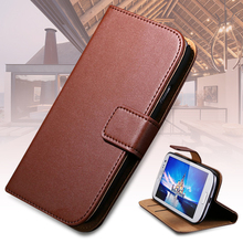 1pc 2 Styles Korean Genuine Leather Case For Samsung Galaxy S3 III i9300 Flip Phone Cases Card Holder Wallet Stand Back Cover(China (Mainland))