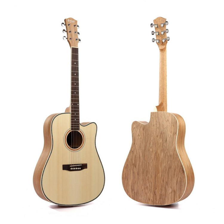 Catalpa Wood Guitars Catalpa Wood Folk Guitar