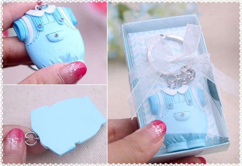 Baby Girl Dress, Boy Cloth Design Key Chain SG6003 (13)