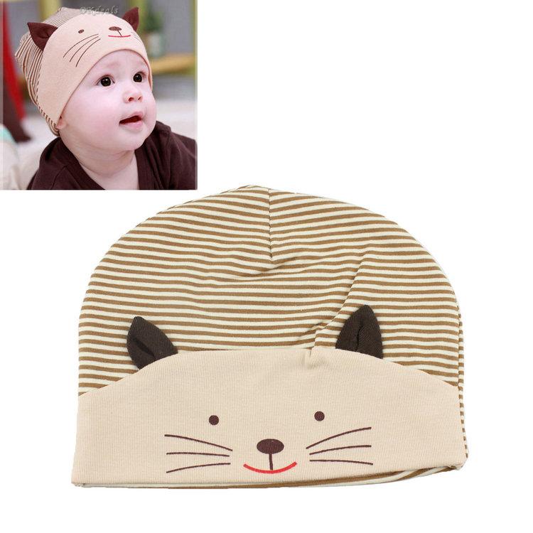 Новый 2015 прекрасный узоров девушки наряды шапка зимняя шапка для новорожденного ребенка дети хлопка младенцев младенцев конфеты шапки