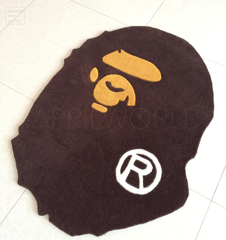 Online Buy Wholesale bathing ape from China bathing ape  : fashion A font b Bathing b font font b Ape b font door mat floor mat from www.aliexpress.com size 790 x 840 jpeg 70kB