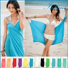 2015 новый пляж платье оптовая продажа сексуальная летнее плавать платья мода женщины одеваются
