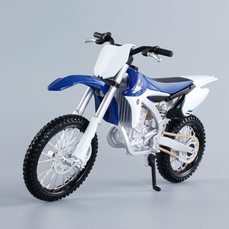 MAISTO 1/12 Scale YAMAHA YZ450F Motocross Diecast Metal Motorcycle Model Toy New In Box For Gift/Collection/Kids(China (Mainland))