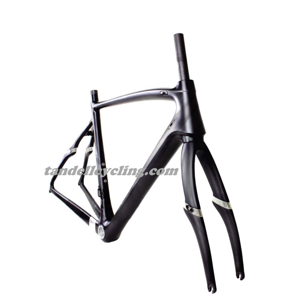 [New] Tandell Horus Road Bike Carbon Frame Di2 Ready Carbon Road Frameset 950g(China (Mainland))