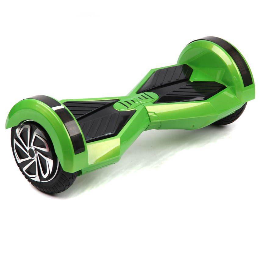 2 Wheel Self Tax freeSmart Balance electric Scooter 8 inch Led light overboard oxboard skywalker Electric Skateboard Hoverboard