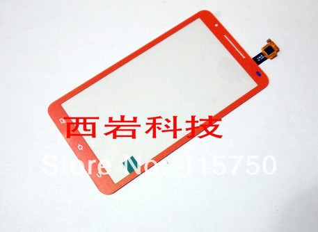 Original capacitive touch screen for star N9776 MTK6589 6.0inch China Mobile Phone(black/white/orange color) -free shipping(China (Mainland))