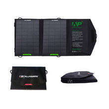ALLPOWERS 8W Foldable Solar Charger Outdoor Portable Solar Panel Charger for iPhone 5S 5 Tablets Samsung S4 S3 HTC(China (Mainland))