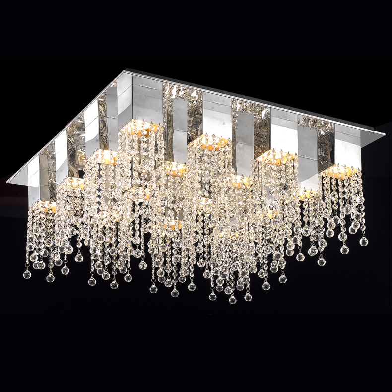 Lustre moderne pour salon for Lustre moderne pour salon