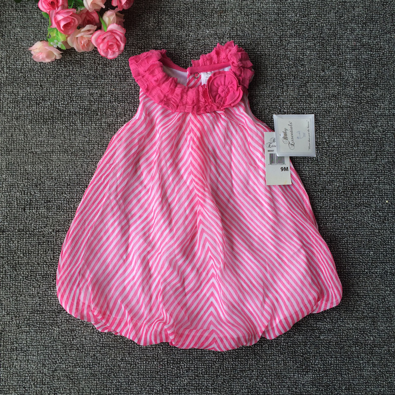 6pcs/lot Newborn baby essentials jumpsuit Infant Toddler Baby Girls Short Sleeve Princess Tulle Romper Dresses,baby girls<br><br>Aliexpress